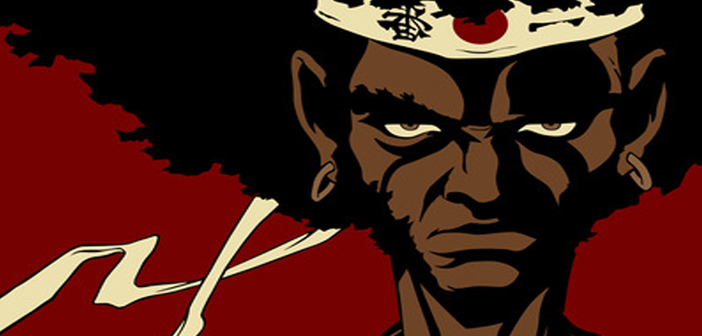 China Heroically Defends Its People From 'Afro Samurai'