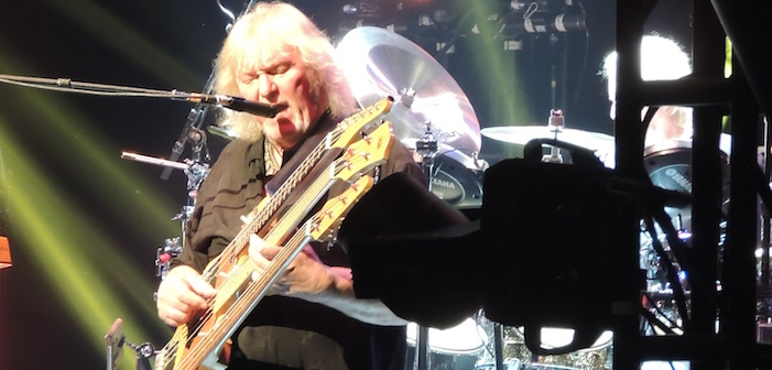 Now Hear This: Yes' Chris Squire Dies; New Music From Senses Fail, Cream, and More