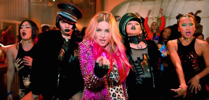 What's Wrong With The 'Bitch, I'm Madonna' Video