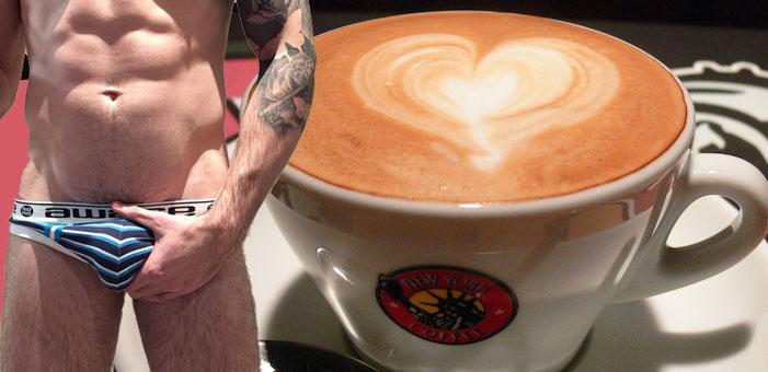Studie: Kaffeetrinken für eine stärkere Erektion