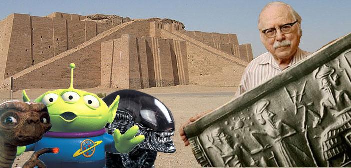 Los Extraterrestres No Construyeron Las Pirámides, ¡Tonto Racista!