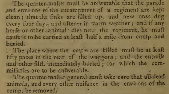 NO DEAD ANIMALS