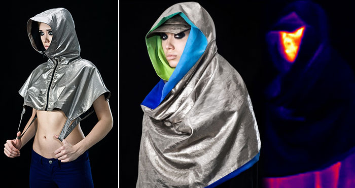 Joanna Bloomfield, StealthWear, anti-surveillance fashion, clothing