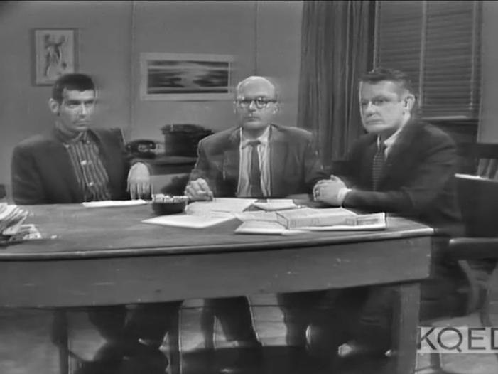 the rejected, gay men, tv show, 1961, special, program