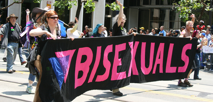 STUDY: Oh No! Bisexuals Are Poorer, Less Educated, And Smoke More!