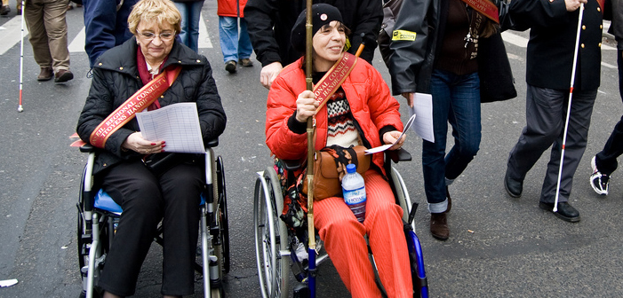 Here's How Marriage Equality Hurts Some Disabled Queers