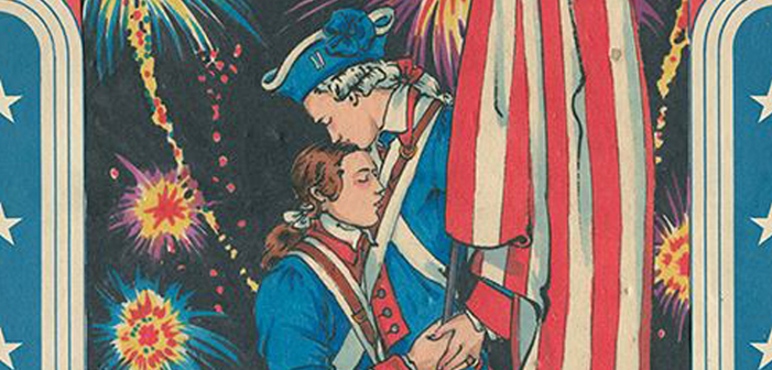 This Gay Mexican Artist Makes the Coolest 4th of July Art You've Ever Seen