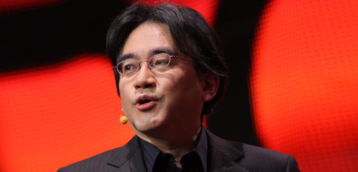 Mario Weeps 8-Bit Tears As Nintendo President Satoru Iwata Passes Away