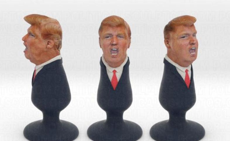 Donald Trump Is A Literal Butt Plug