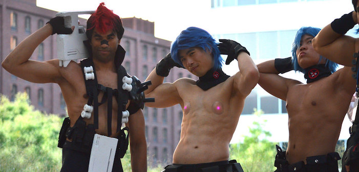 PHOTOS: The Most Mind-Blowing Cosplay From Otakon 2015