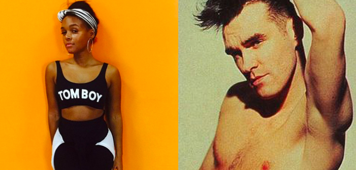 Now Hear This: Janelle Monae On Tour, Morrissey Got Groped, And More