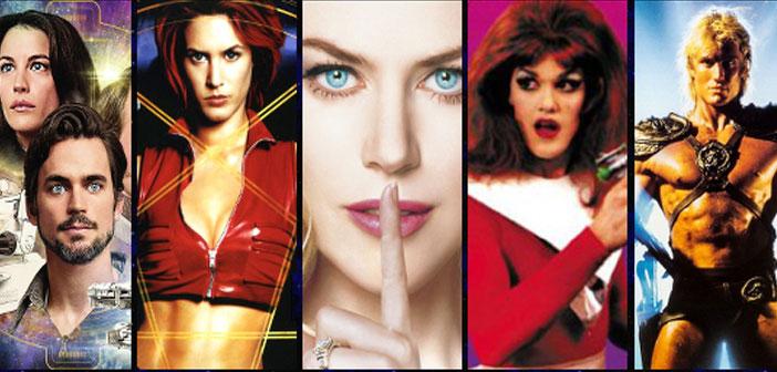 Agenten in Drag und schwule Roboter: 5 schwule Science Fiction Filme, die du vielleicht verpasst hast