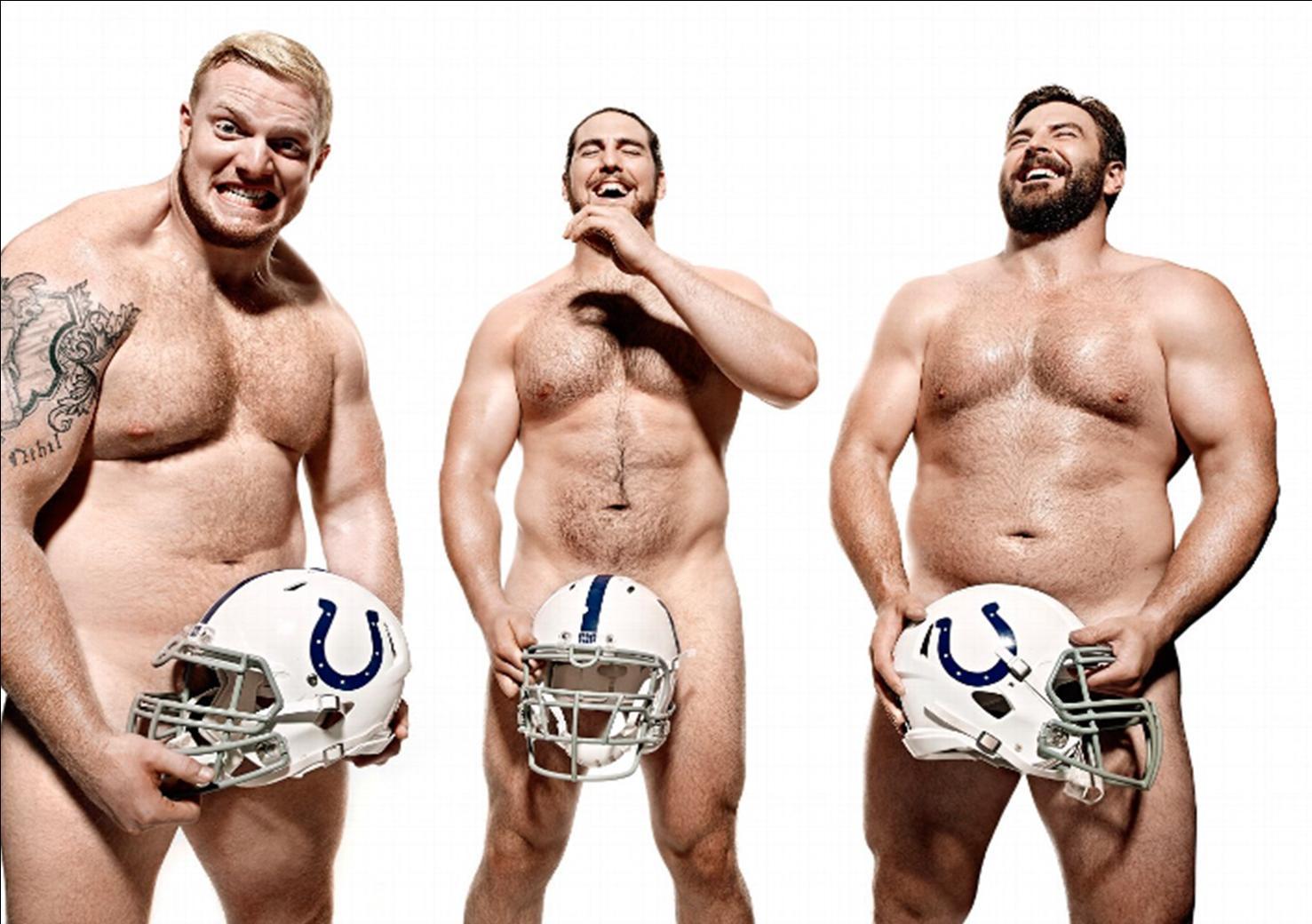 ESPN Body Issue, 2015, Sports, Athletes