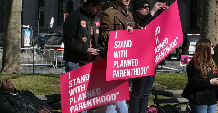 Conservatives Are Playing A Dangerous Game With Planned Parenthood