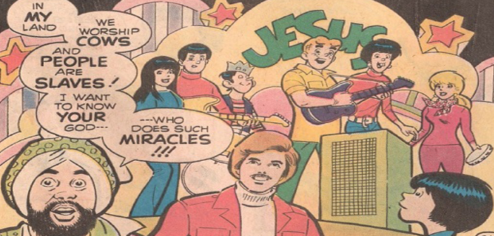 Riverdale Revival: The True Story Of When Archie Comics Went Christian