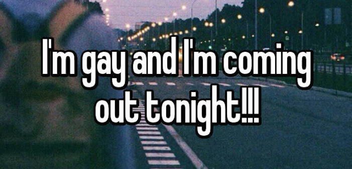 PHOTOS: Anonymous Users On 'Whisper' Reveal Their Coming Out Secrets