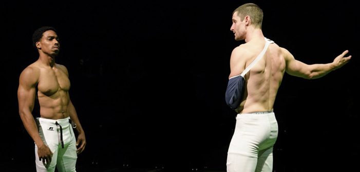 Gay Football Play 'Colossal' Reflects NFL's Battered Culture Of Masculinity