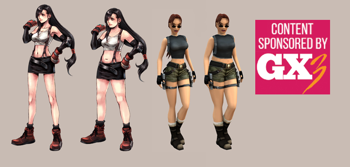 PHOTOS: What If Female Video Game Characters Had Real Bodies?
