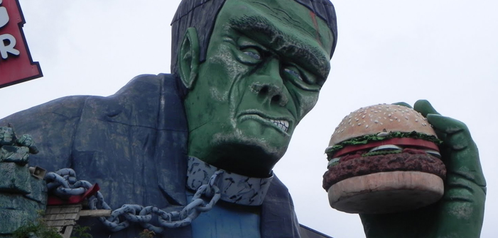Morning News Round-Up: Frankenburgers, Lesbian Bars And A New Trans Series
