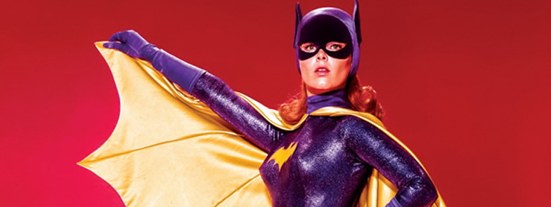 VIDEO: Remember When Batgirl Fought For Equal Pay In 1972?