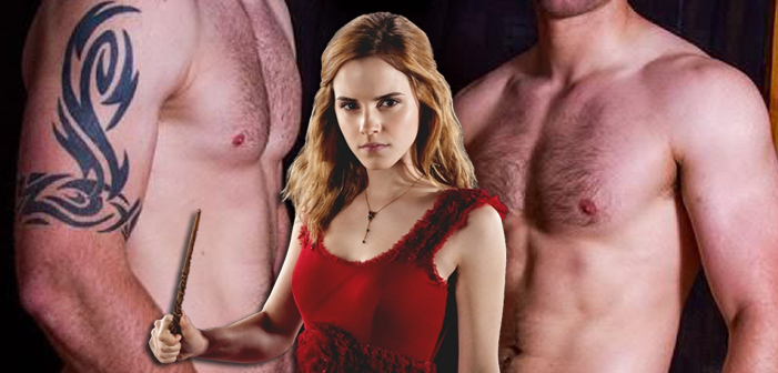 You Go Hermione! Emma Watson Supports Naked, Gay Rugby Player Keegan Hirst