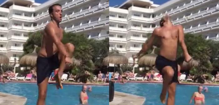 VIDEO: Aquafit Instructor Kills It With 'Single Ladies' Routine