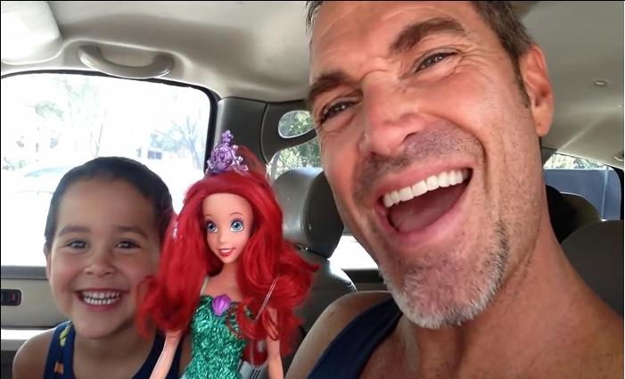 VIDEO: Father Has Amazing Reaction To Son's Toy Choice