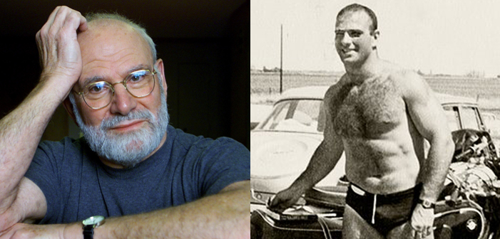 PICS: Neurologist Oliver Sacks' Had Serious Brains & Brawn