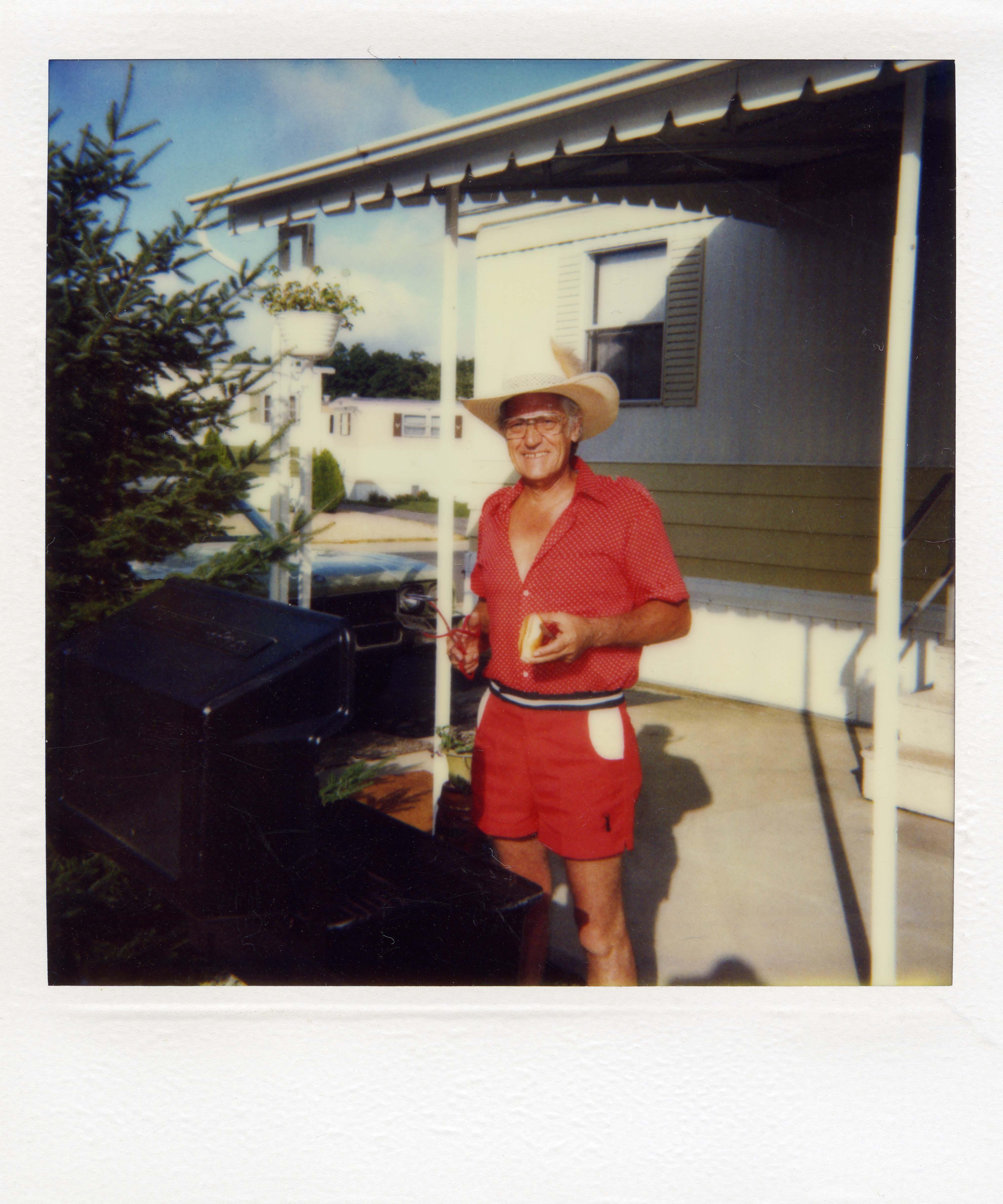 Kyler Zeleny, Found Polaroids