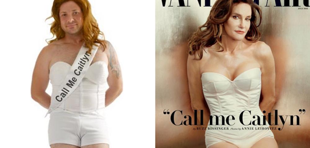 Ugh, Here's a Transphobic Caitlyn Jenner Halloween Costume