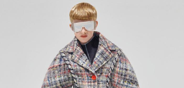 Tween Boy Stars In New Women's Fashion Campaign