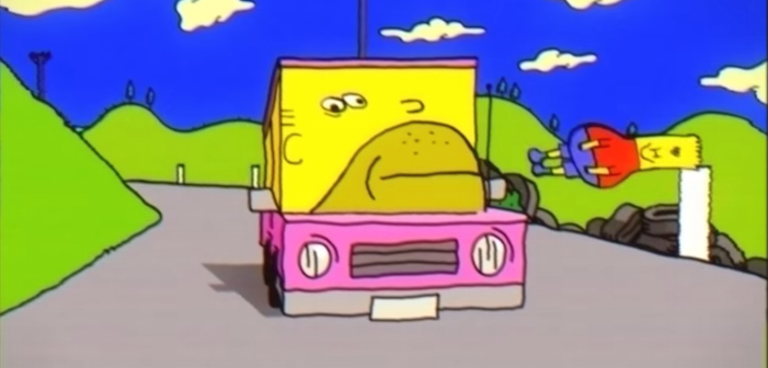VIDEO: Alternate Simpsons Opening Will Open Your Head, Feast On The Goo Inside