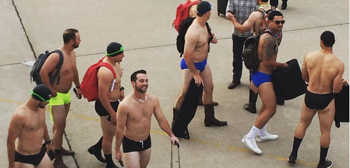 PHOTOS: Baseball's Rookie Hazing Tradition Is Silly, Sexy Fun