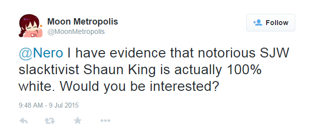 shaun king tweets