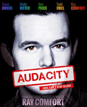 Audacity, DVD, anti-gay, Christian, film