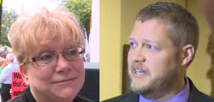 Meet Kentucky's Kim Davis Copycats: 2 Clerks Who Won't License Same-Sex Marriages