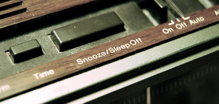 Why Most Alarm Clock Snooze Buttons Last For 9 Minutes
