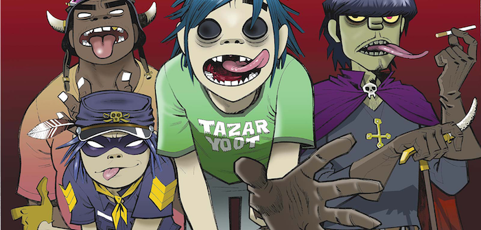 Now Hear This: New Gorillaz LP Coming Soon, Lady Gaga's Depression And More!