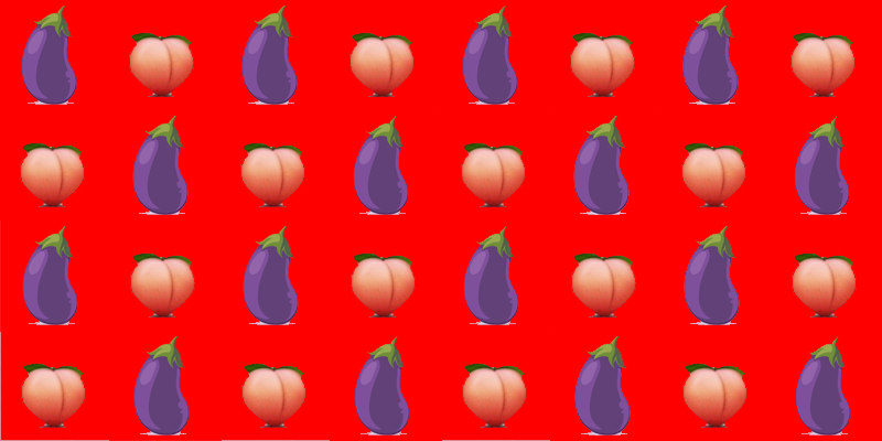 PICS: Sexting Is Easier Than Ever With Penis and Vagina Emoji (NSFW)