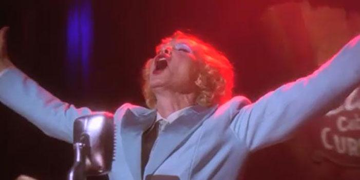 American Horror Story, AHS, Jessica Lange, music, Life on Mars