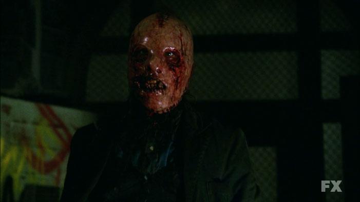 American Horror Story, AHS, Asylum, Bloody Face