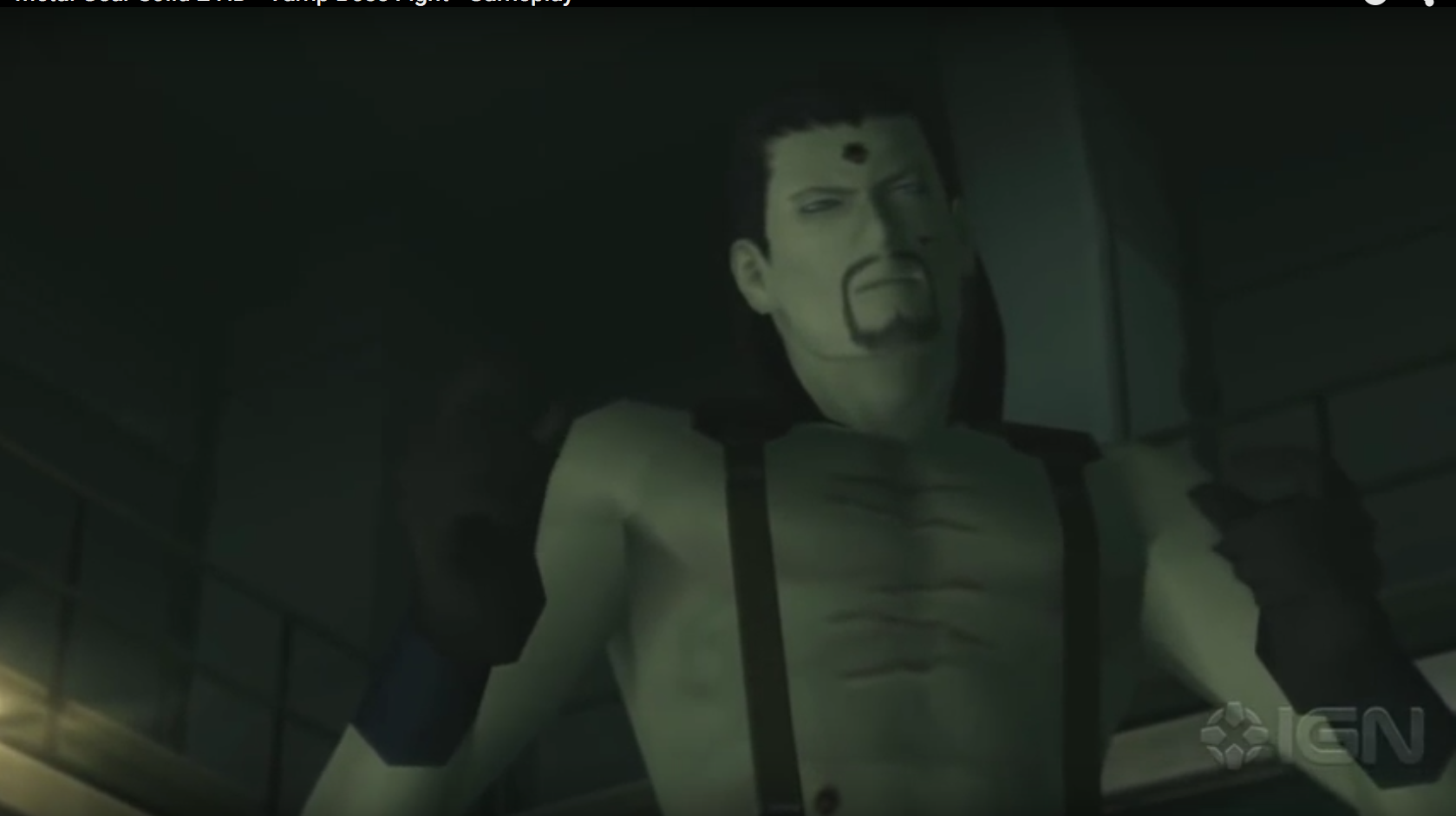 Vamp in Metal Gear Solid 2