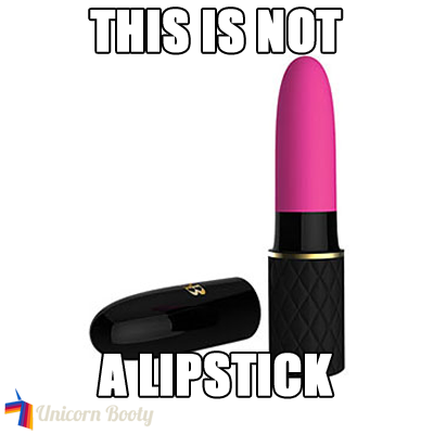 01 this is not a lipstick