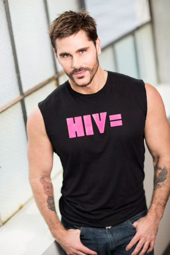 Jack Mackenroth again, but this time with a more badass shirt and facial hair