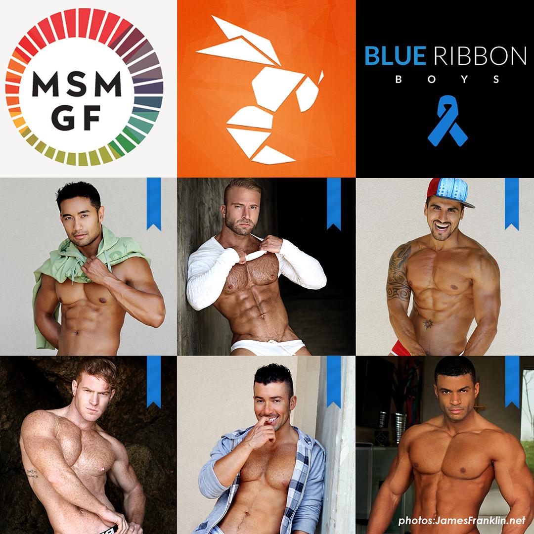 blue ribbon boys, jack mackenroth, hornet, aids, hiv, health