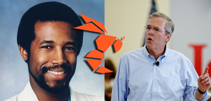 Now Ben Carson And Jeb Bush Have Joined Hornet!