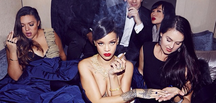 PICS: Rihanna, Please Lay Off The Weed And Release Your Album Already