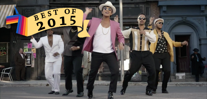 BEST OF 2015: The #1 Songs of 2015, Ranked in Order of Awesomeness