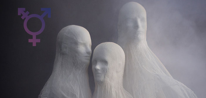Hey Boo! Do Ghosts Outnumber Trans People In The U.S.?