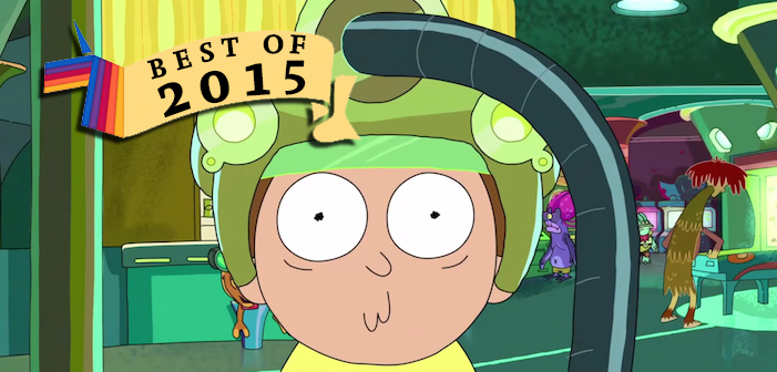 BEST OF 2015: Twenty-One TV Shows You Need To Be Watching